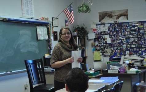 TEACHER of the MONTH: Sigvaldson's passion for teaching shows