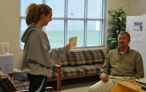 TEACHER of the MONTH: Spielman encourages students to excel in classroom