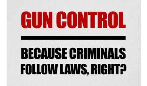 anti gun control Advocating for gun control while advocating for abortion and pornography is utilitarian selfishness, based on the premise that the preborn and women can be discriminated against while appearing.