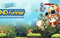 APP REVIEW: If you enjoy platformer games, Wind Runner could be your next favorite