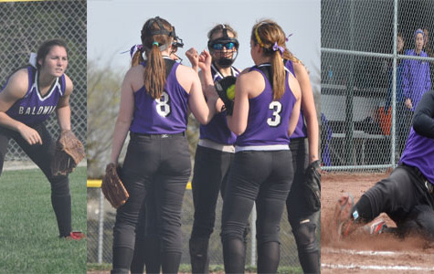 Softball starts season with split at Burlingame
