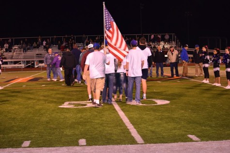 BHS gives thanks to community veterans through Veterans Night