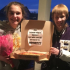 """Junior Phillip Carroll had a """"cheesy"""" way to ask Jill Dick to prom."""
