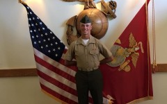 Madl reflects Marine experience
