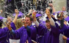 Class of 2015 celebrates graduation in style