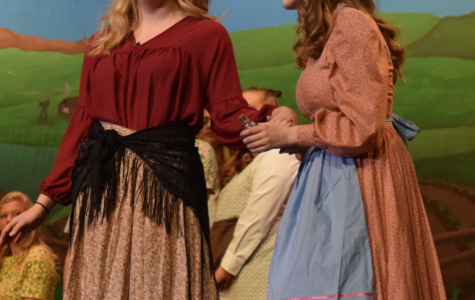 "Emma Burnett talks about ""Oklahoma!"""