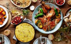 Top 5 holiday foods