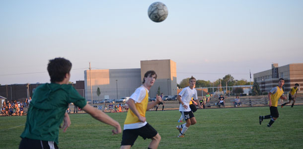 Soccer squad kicks off early after deep state run