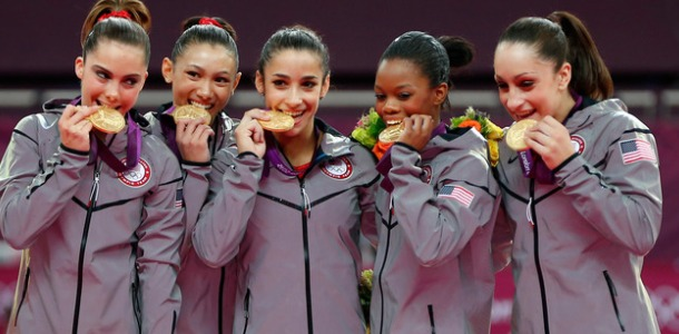 Unfortunately, distractions took focus away from gymnastics teams great performance
