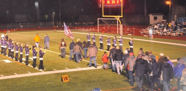 Military veterans honored at annual BHS For Vets