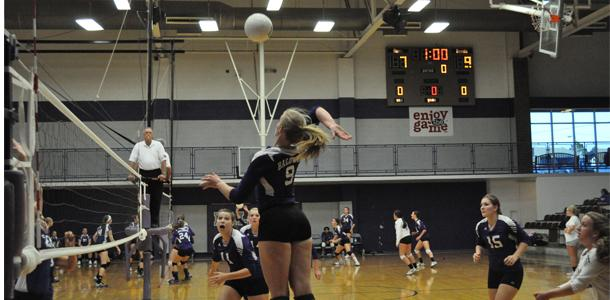 Volleyball squads success helps earn players All-Frontier League honors