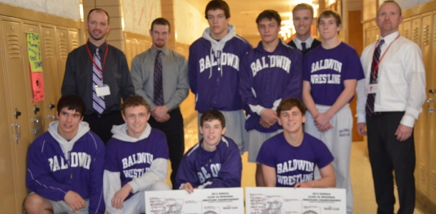 Bulldog Wrestlers ready to compete at 4A State