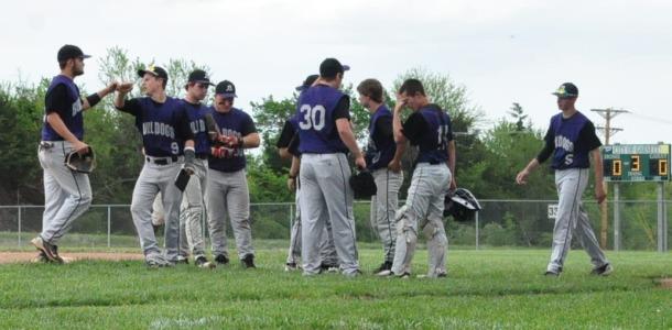 Baseball looking to improve from last season