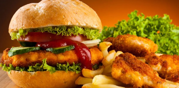 Top five fast food restaurants were McDonalds, Wendy's, Starbucks, Burger King and SubWay.