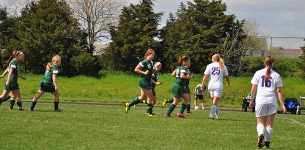 GIRLS SOCCER: Wildcats too much for Bulldogs, snap streak with 4-0 win
