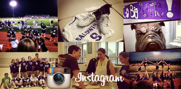 """Bulldog Bulletin Online gets photo-sharing social media """"Instagram"""""""