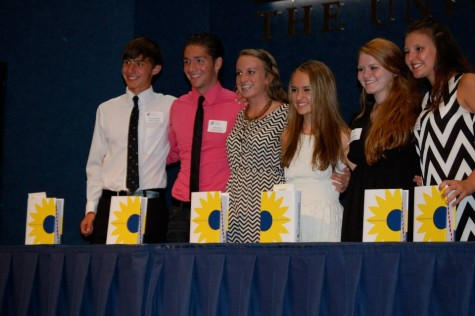Twelve seniors recognized for academic excellence