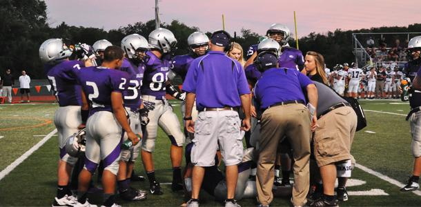Football teams success leads to post-season recognition