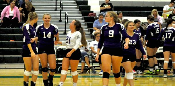 Volleyball success sets stage for numerous post-season accolades