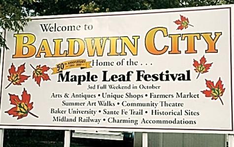 57th annual Maple Leaf Festival returns to Baldwin City