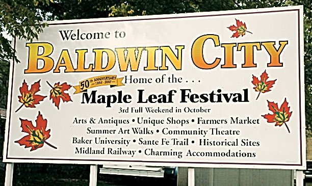 57th annual Maple Leaf Festival returns to Baldwin City