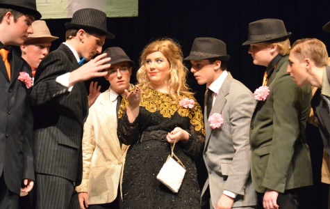 The leads of 'Guys and Dolls' experience