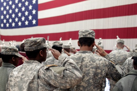 BHS students proud of military service