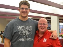 Nebraska coach fired, Gaylord reconsidering decision