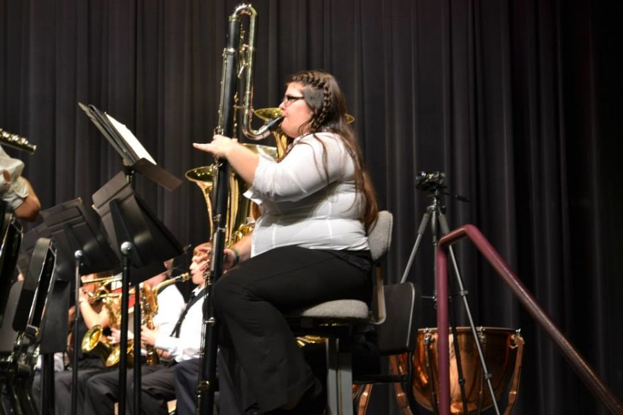 Two qualify for Kansas State Band