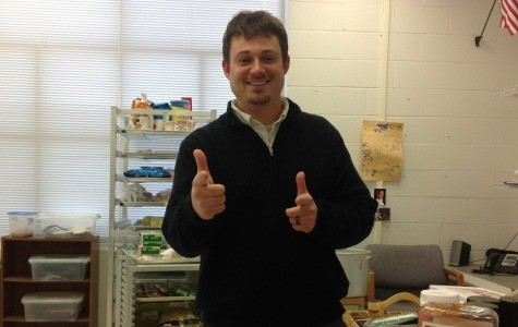 FEBRUARY: Musselman new to BHS staff, popular among students
