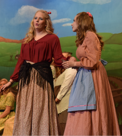"Emma Burnett talks about ""Oklahoma!"""