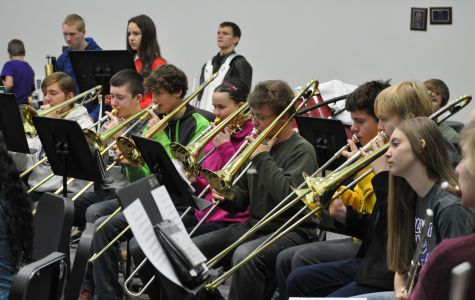Soloists Ensembles prepare for Regional Festival in April