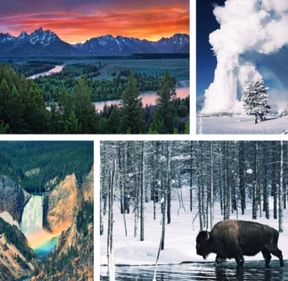 National Parks to visit during your lifetime