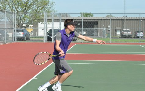 Boys tennis starts season off strong