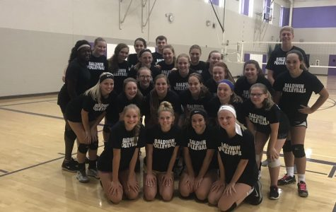 BHS volleyball players are ready to take on the rest of the season