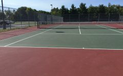 Two seniors prepared to lead girls tennis team
