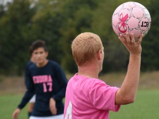 Bulldog teams support cancer fight with pink events