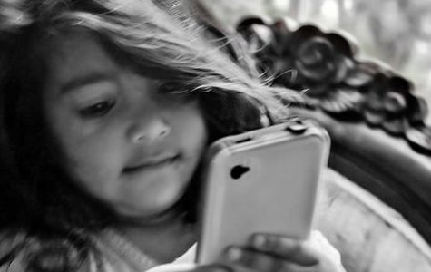 Kids getting iPhones at too young of an age
