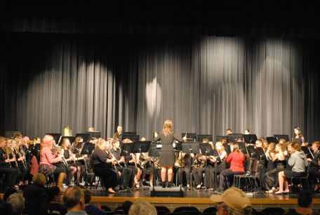 BHS musicians selected to perform at State