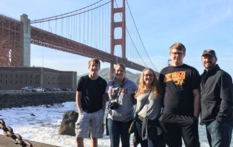 Four BHS students travel to San Francisco for Journalism