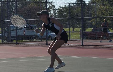 Fasenmyer takes over girls tennis program