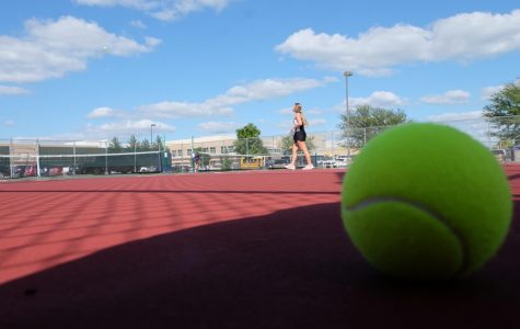 First girls tennis season for Fasenmyer coming to end