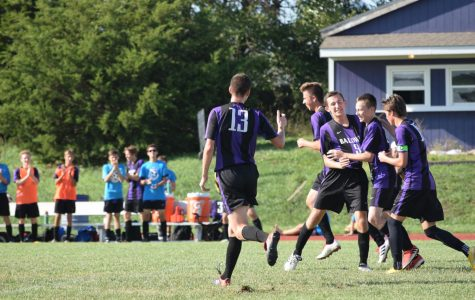 Unity helping soccer team to winning record