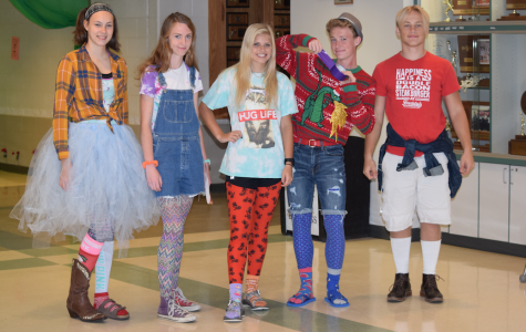 There's no time like Homecoming week