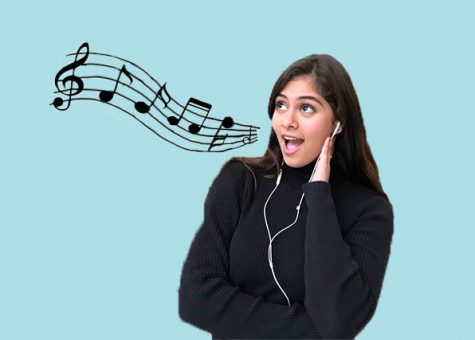 Mainstream music is repetitive, and frankly, boring