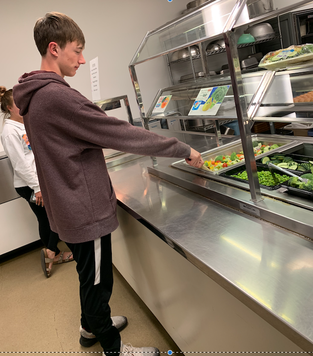 BHS students make a choice for lunch