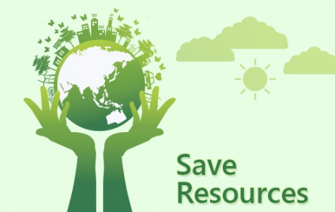 Let's take over by saving the Earth
