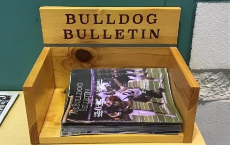 Bulldog Bulletin, steps to publication