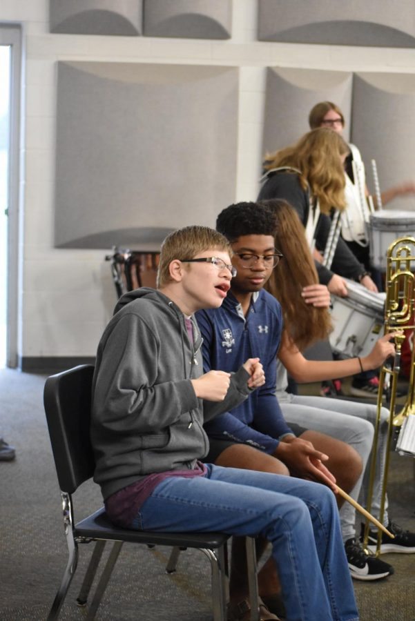 Music+provides+therapy%2C+happiness+for+BHS+student