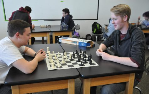 Students enjoy Chess Club experience